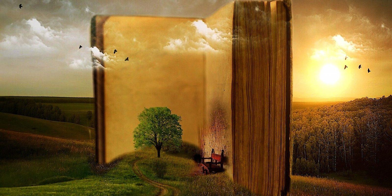 book-863418_1920 - Mystic Art Design de Pixabay